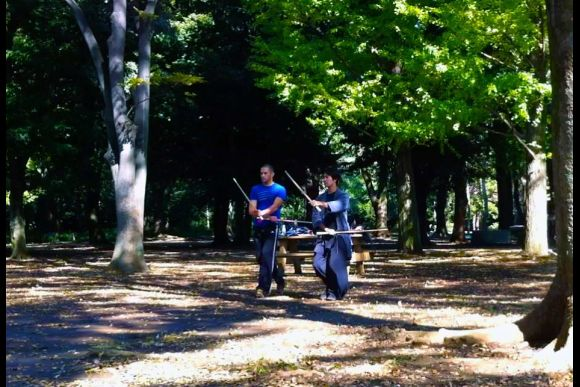 Learn Traditional Japanese Swordsmanship in Tokyo - 2