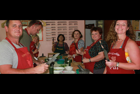 Join a Home Cooking Class with a Master Chef from Phuket - 1