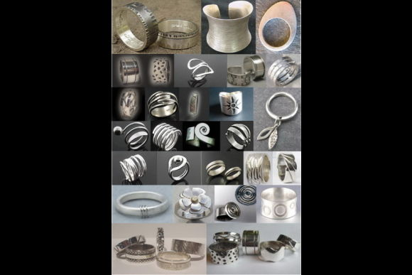 Create your own silver jewelry - 3