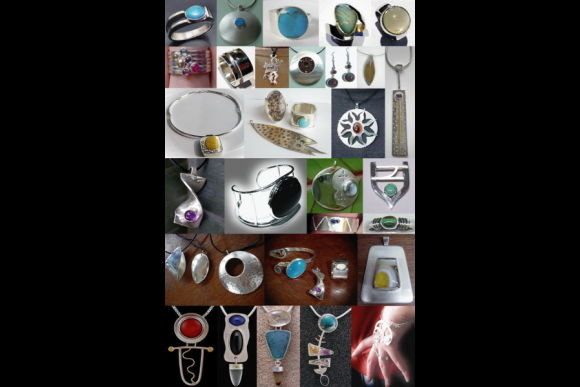 Create your own silver jewelry - 5