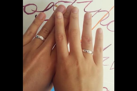 Celebrate your Love with your own Couple Jewelry - 2