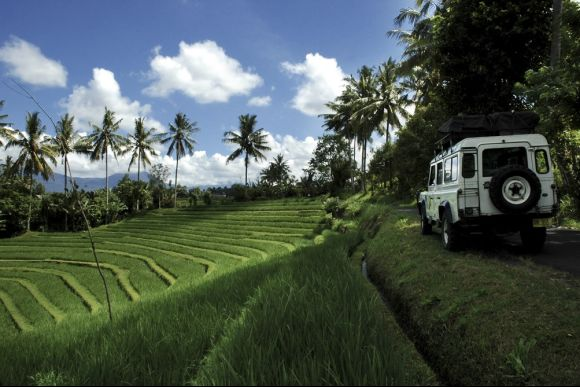 Land Rover Tour - Journey to the Secret Soul of Bali - 1