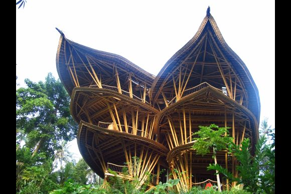 Visit Bali's Famous Bamboo Mansions and Design Workshop - 5