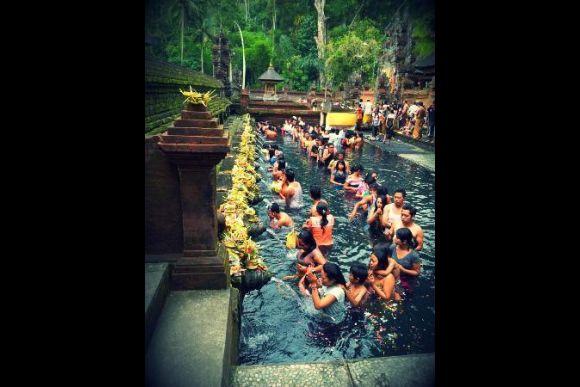 Take Part in a Spiritual Cleansing Ritual in Bali - 2
