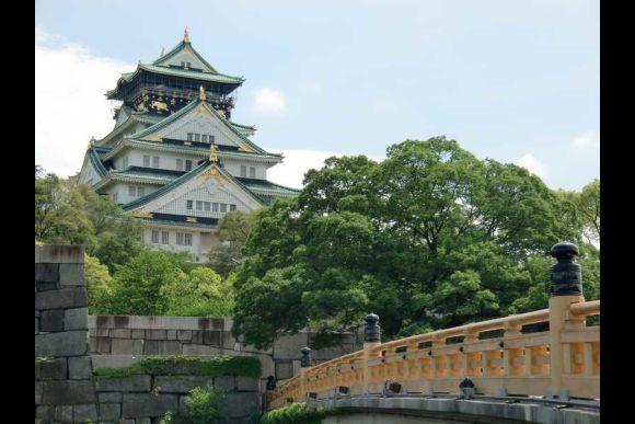 Enjoy picnic at Osaka Castle - 0