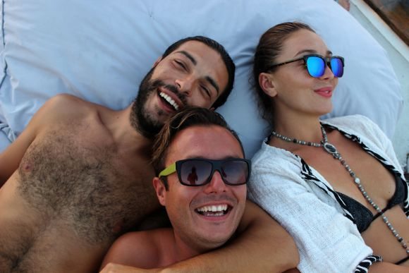 Sunset Party onboard a Luxury Yacht in the Gili Islands - 0