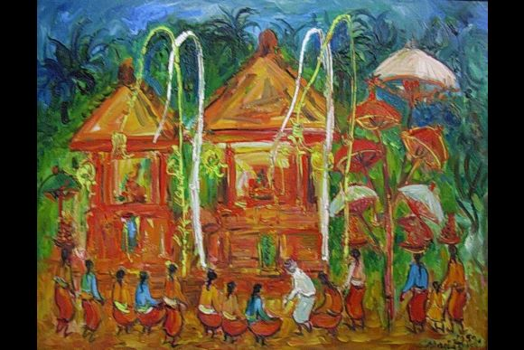 Experience Balinese Art and Culture with Artists - 4