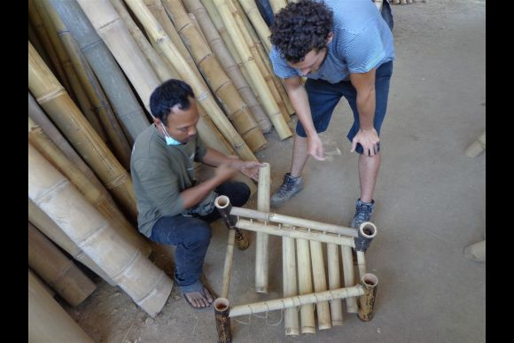 Build your own Bamboo Jegog and Learn to Play the Instrument - 3