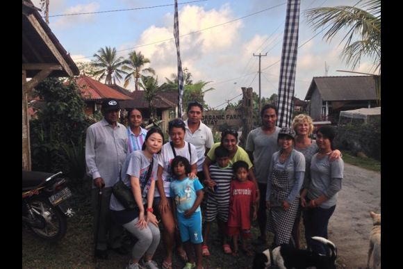 Spend a Day at a Secluded Organic Farm in a Balinese Village - 0