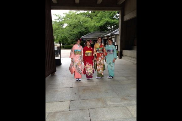 Let's join a tea ceremony dressed in Kimono (May 15th) - 0