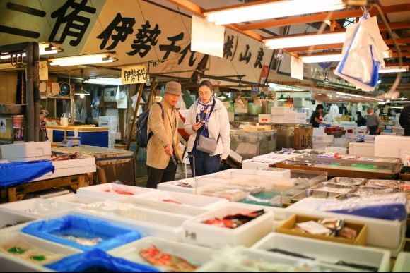 World's Most Famous Tokyo Tsukiji Fish Market Private Tour - 2