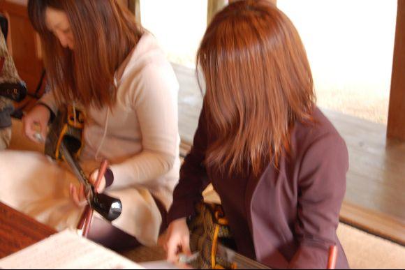 Make Okinawa soba and Learn Sanshin at Local Home in Okinawa - 2