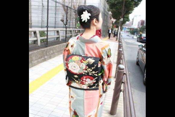 Enjoy Harajuku, Meiji Jingu, or anywhere in Kimono all day! - 5