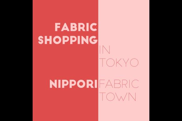 Join a Nippori Fabric Town Walking Tour - 2