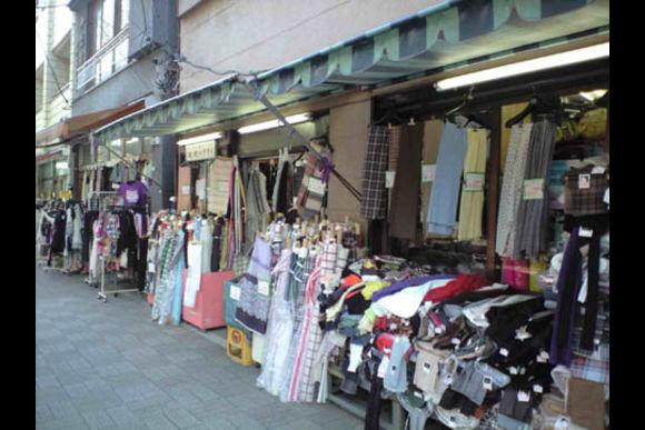 Join a Nippori Fabric Town Walking Tour - 3