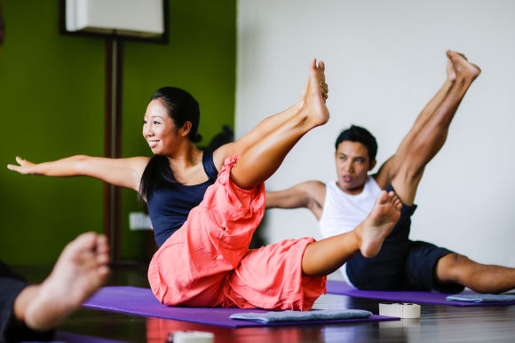 2 Hour Yoga & Massage Therapy Session in Seminyak - 0