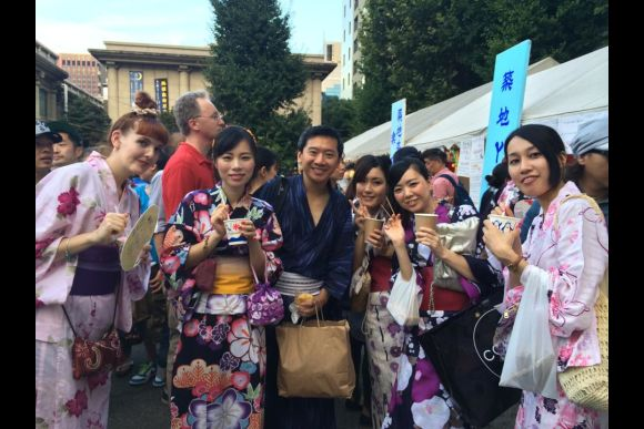 Experience Bon Festival Dance and Wearing a Yukata in Tokyo - 0