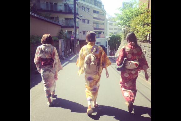 Experience Bon Festival Dance and Wearing a Yukata in Tokyo - 2