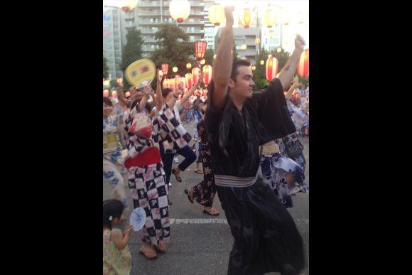 Experience Bon Festival Dance and Wearing a Yukata in Tokyo - 3