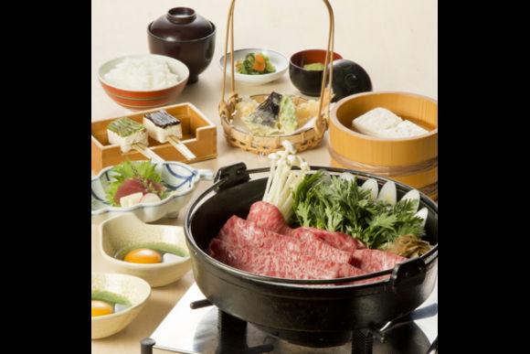 Kobe Wagyu Beef Cuisine with a Robot Restaurant ticket - 0