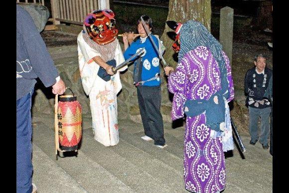 Explore Tenryu village during its rural autumn festival! - 0