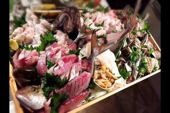 Explore Tsukiji Fish Market and Make Sushi and Sashimi - 0
