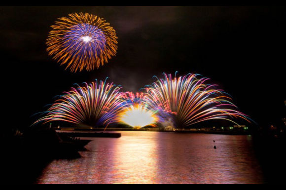 Go to Kisarazu Fireworks and have a Kaiseki Dinner (Aug 15) - 4