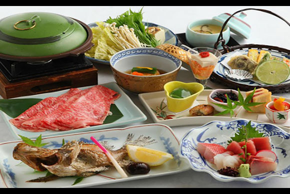 Go to Kisarazu Fireworks and have a Kaiseki Dinner (Aug 15) - 5