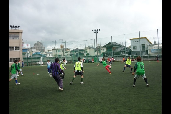 Play soccer with Japanese locals - 0