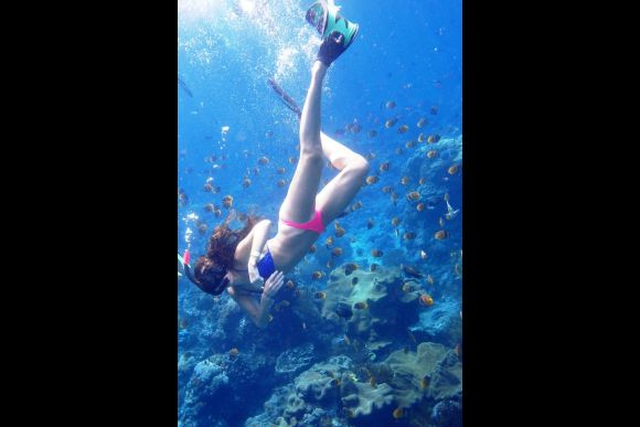 25% OFF Nusa Penida Snorkelling - Swim with The Manta Rays  - 5