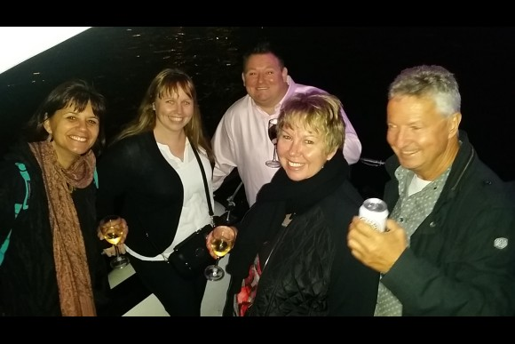 Celebrate New Year's Eve on a Victoria Harbour Cruise - 1