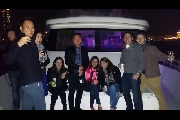 Celebrate New Year's Eve on a Victoria Harbour Cruise - 2