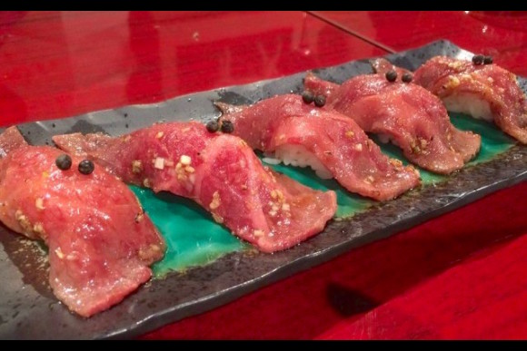 "Eat Wagyu Yakiniku ""Exclusive"" Prix-fixe Dinner in Tokyo - 4"