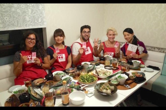Experience Washoku cooking lesson with seasonal ingredients - 4