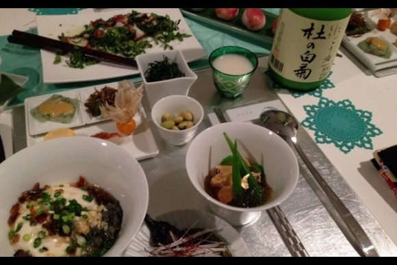Experience Washoku cooking lesson with seasonal ingredients - 5