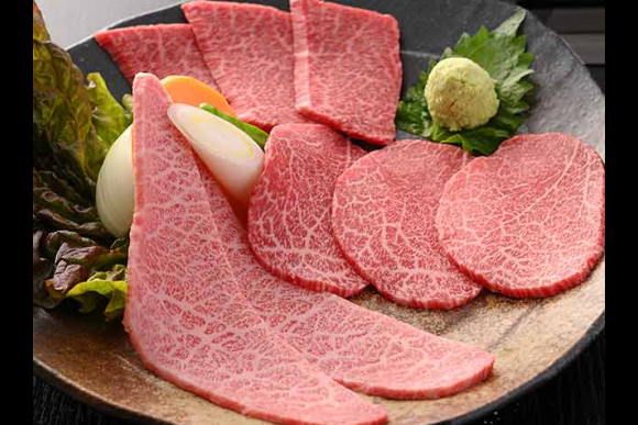 Kobe Wagyu Beef Cuisine with a Robot Restaurant ticket - 5
