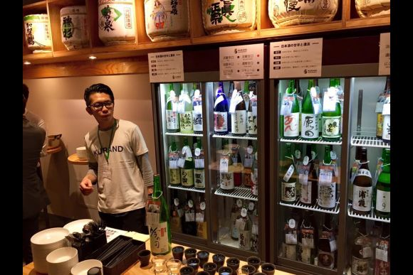 "Taste 100 Kinds of Sake With an ""All-You-Can-Drink"" Plan! - 3"