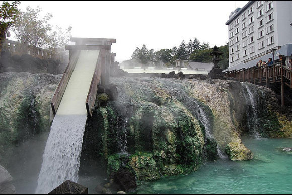 Visit Kusatsu and take a relaxing dip in the hot springs! - 1