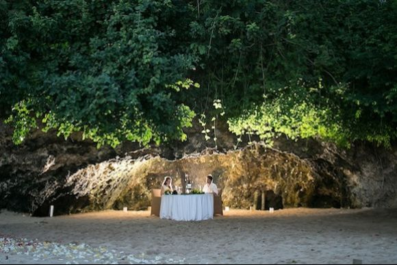 Romantic Private Cave Dinner on a Secluded Beach in Nusa Dua - 3