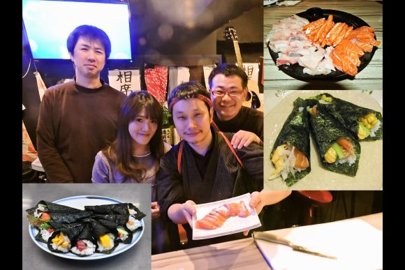 40% OFF Take a hand-roll sushi cooking lesson in Kyoto - 0