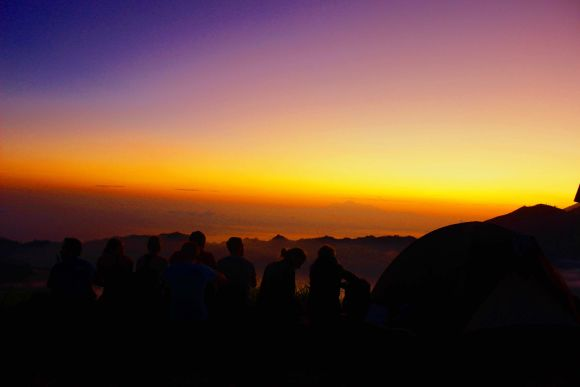 Camp Overnight atop Mt. Batur and see the Sunset & Sunrise - 1