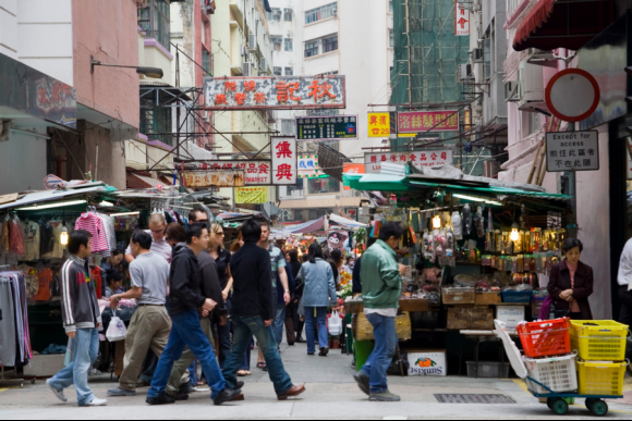 Wan Chai: The Best of Old Hong Kong - 3