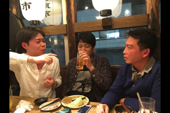 Have a dinner with locals at secret restaurants in Tokyo - 3