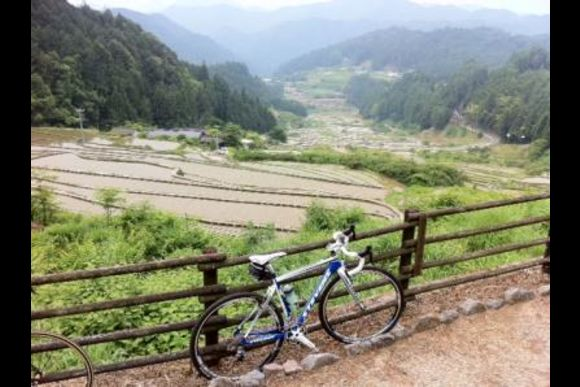 One day cycling tour around terraced rice fields near Nagoya - 2