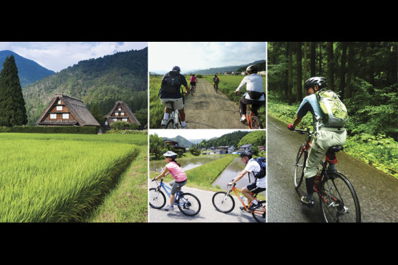 Walk or cycle around Takayama on a day tour from Nagoya - 0