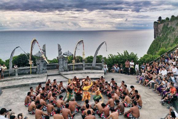 Kecak Dance & Seafood Dinner : Uluwatu Sunset Tour - 2