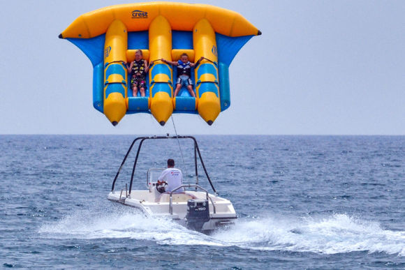 Ride an Exhilarating Flying Fish in Bali! - 2