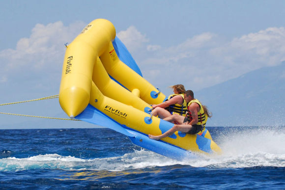 Bali Extreme Water Sports Package  - 1