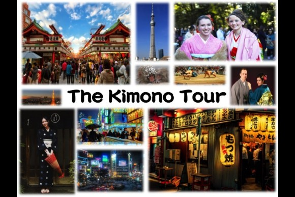 Wear a kimono while strolling around famous spots in Tokyo - 5
