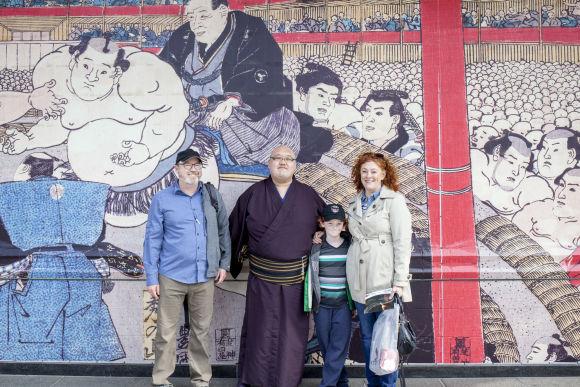 Tour Asakusa and Ryogoku with a sumo wrestler - 4